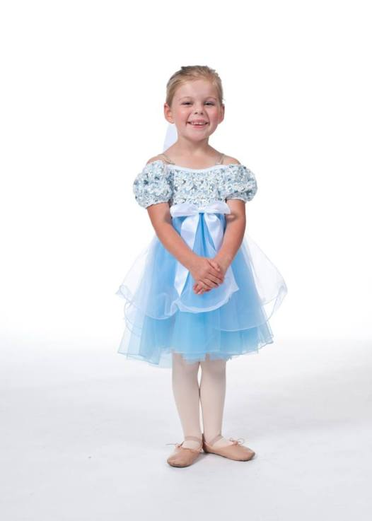future Cinderella costume