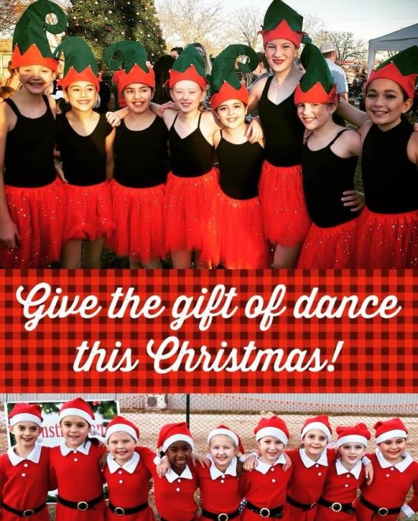 Christmas dance pic